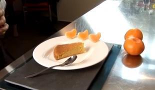 Gâteau aux clémentines Luminarc