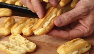 10 recettes succulentes à faire avec de la pâte à choux