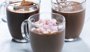 3 idées de chocolat chaud maison