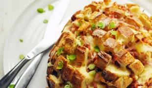 RichesMonts : Faites un pain au fromage maison, c'est simple et délicieux !