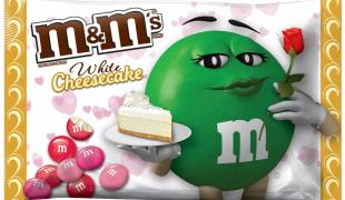 Ces M&Ms cheesecake sont fous, non ?