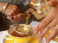 Un Tea time à Londres, à l'hôtel Goring
