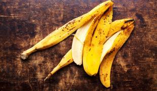 La recette qui va vous faire manger des peaux de banane