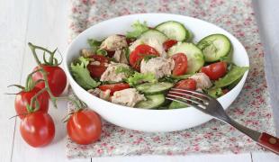 Nos plus belles recettes de salades composées