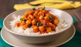 5 délicieux currys de légumes
