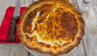 Osez les tartes salées au fromage