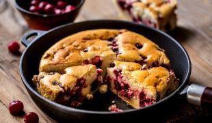 Nos recettes de clafoutis inratables avec des fruits de saison