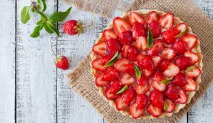 5 desserts à faire avec les premières fraises