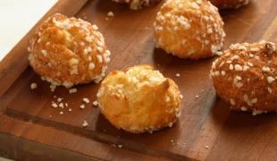 Ces 5 superbes desserts à base de pâte à choux