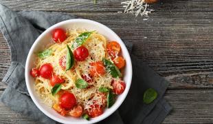 5 recettes de pâtes aux légumes d'été