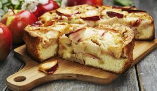 Le top 5 des gâteaux aux pommes moelleux