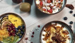 3 jolies idées pour réinventer le fromage blanc