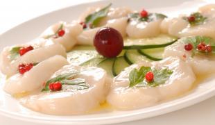 Comment faire un carpaccio de Saint-Jacques facile et délicieux pour Noël ?