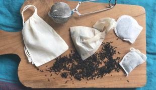 5 façons de préparer son thé en évitant les sachets en plastique