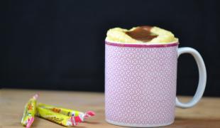 10 idées de recettes de mugcakes salés et sucrés