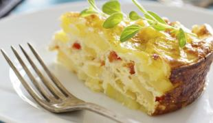 Boursault : La tarte Boursault pommes de terre, un régal !