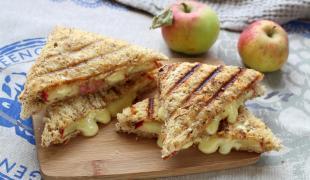 10 recettes de pommes de l'entrée au dessert