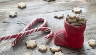 Nos meilleures recettes de sablés de Noël à la poudre d'amande