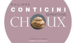 """Sensations choux"" de Philippe Conticini"