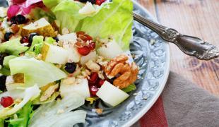Osez les salades d'endives qui changent