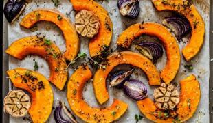 11 légumes de Noël à rôtir au four