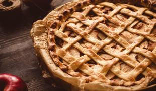 La vraie recette de la célèbre apple pie du film American Pie