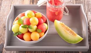 5 desserts au melon vraiment originaux