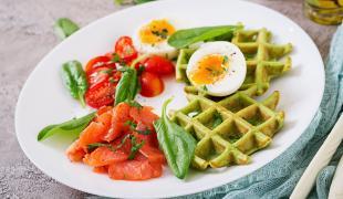 Comment faire un repas facile et original 100 % gaufres à la chandeleur ou Mardi-Gras ?