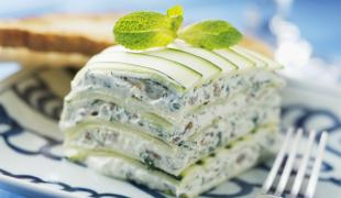VEGAMANIA : 10 recettes dans lesquelles les féculents sont remplacés par les légumes