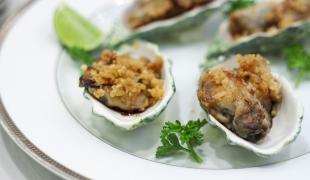 5 recettes pour ne plus jamais manquer d'idées avec les huîtres chaudes