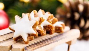 Nos recettes de gâteaux de Noël faciles