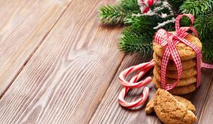 Nos recettes de biscuits de Noël américains