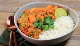 On voyage avec ces 3 recettes de currys originaux