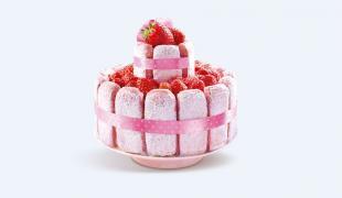 5 desserts tout roses pour gâter sa maman