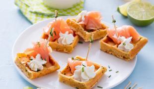 10 recettes pour un repas tout poisson à Pâques