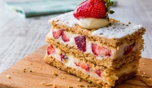Ces 7 desserts feuilletés qu'on adore manger en été