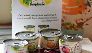 Bonduelle : Ceci n'est pas qu'une conserve, c'est la nouvelle touche d'inspiration culinaire qui change tout !