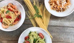 3 idées originales de préparer des spaghettis