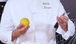 1 minute pour réussir ses pommes au four