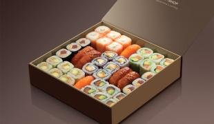 On a testé la Box for 2 de Sushi Shop
