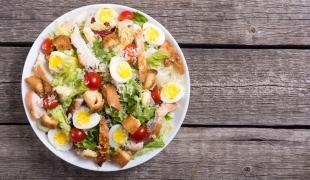5 salades magiques avec des agrumes