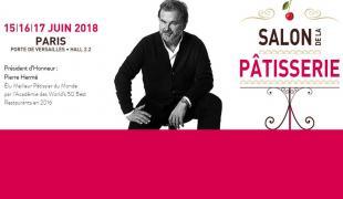 Passionnés de pâtisserie, le salon de la pâtisserie du 15 au 17 juin 2018 à Paris est pour vous