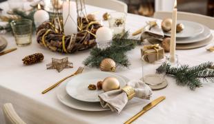 Nos recettes faciles pour le repas de Noël