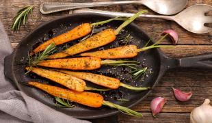 Quels légumes servir avec l'agneau de Pâques ?