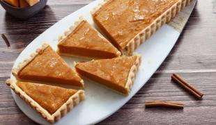 On se régale avec ces recettes sucrées aux légumes oranges