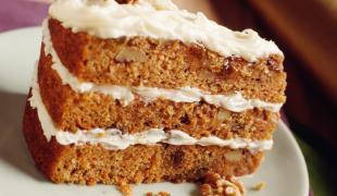 10 idées de recettes pour décliner le carrot cake