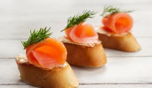 Nos meilleures idées pour vos toasts de saumon