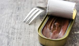 Que faire avec une boîte d'anchois