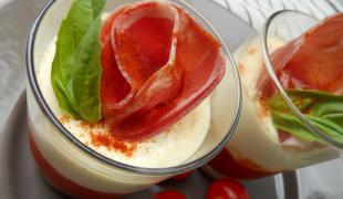 Nos plus belles recettes de verrines salées