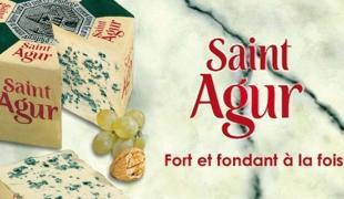 Saint Agur®, un fromage qui allie force et fondant pour le plaisir de vos papilles !
